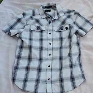 Black Diamond mens short sleeve shirt